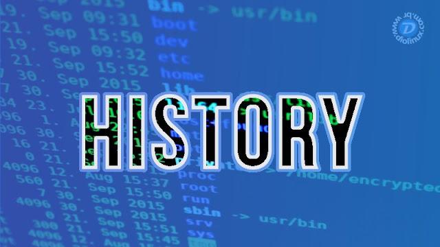 comando History