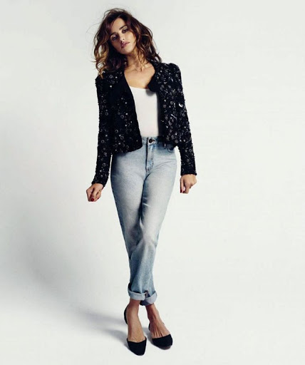 Penelope Cruz Harper's Bazaar Magazine February 2016 Model Photo Shoot