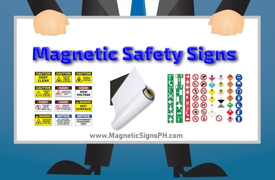 Magnetic Safety Signs Philippines