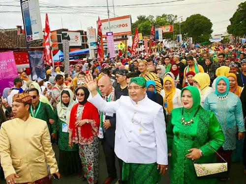 Grand Opening Tasikmalaya October Festival 2017