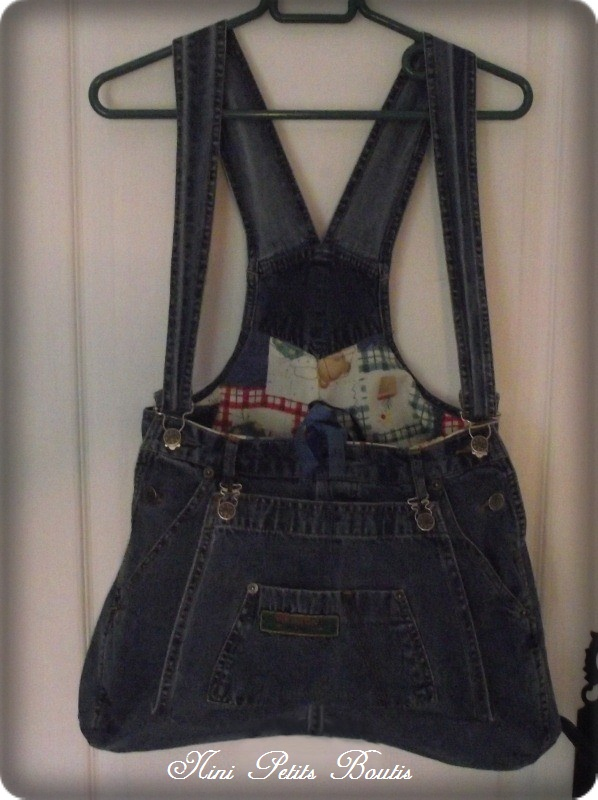 nini petits boutis jeans recycl sac dos et un peu. Black Bedroom Furniture Sets. Home Design Ideas