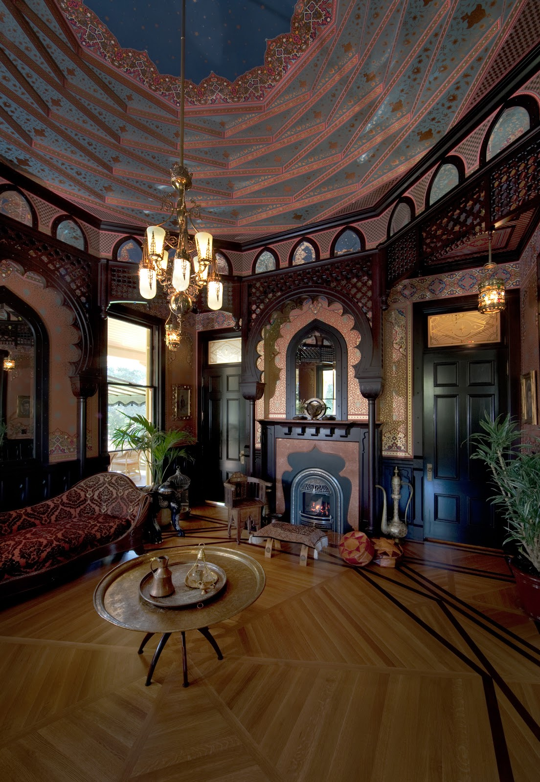 Rynerson Obrien Architecture Inc The Mcdonald Mansion S