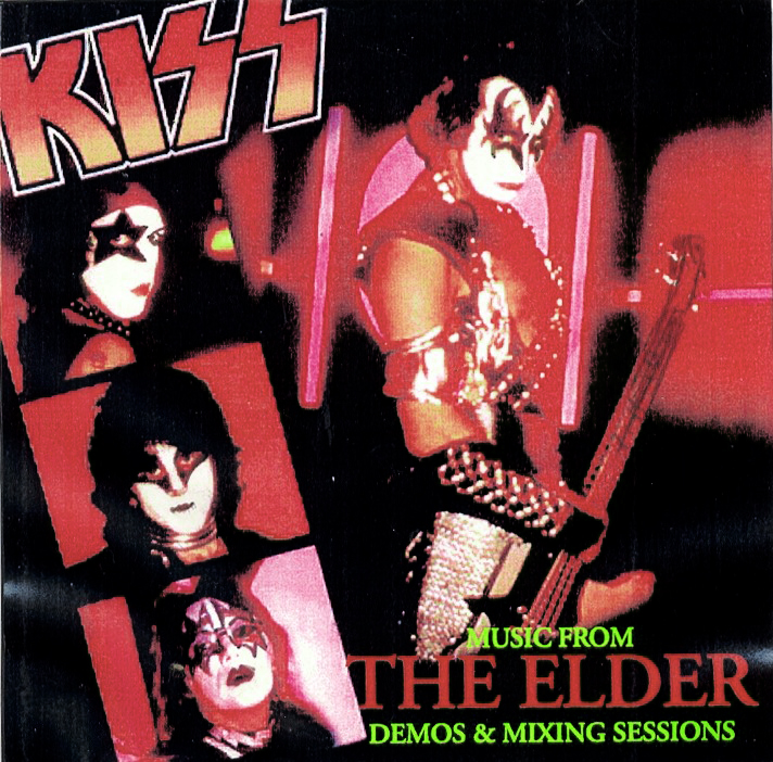 RELIQUARY: Kiss - Music from The Elder Demos & Mixing