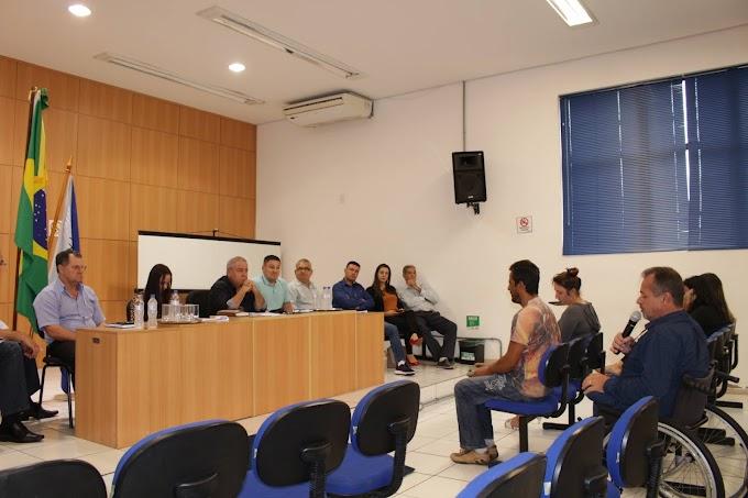 CACHOEIRINHA | Integração das linhas do Parque da Matriz em debate na Câmara
