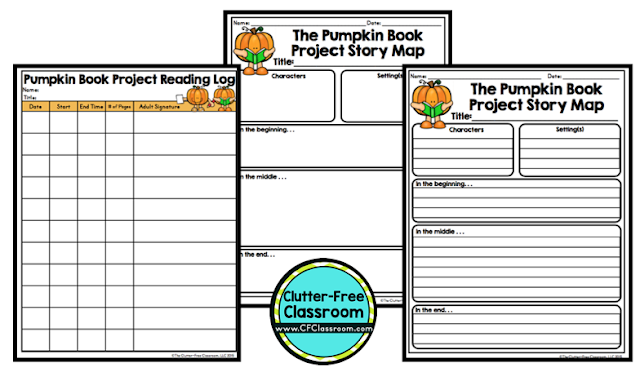 Click through for Pumpkin Book Report ideas. This creative Halloween activity gets kids excited about characters and reading. Learn how to use this activity to teach how to summarize and identify character traits.
