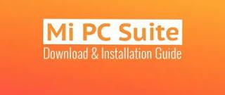 Mi PC Suite Free Download For Windows