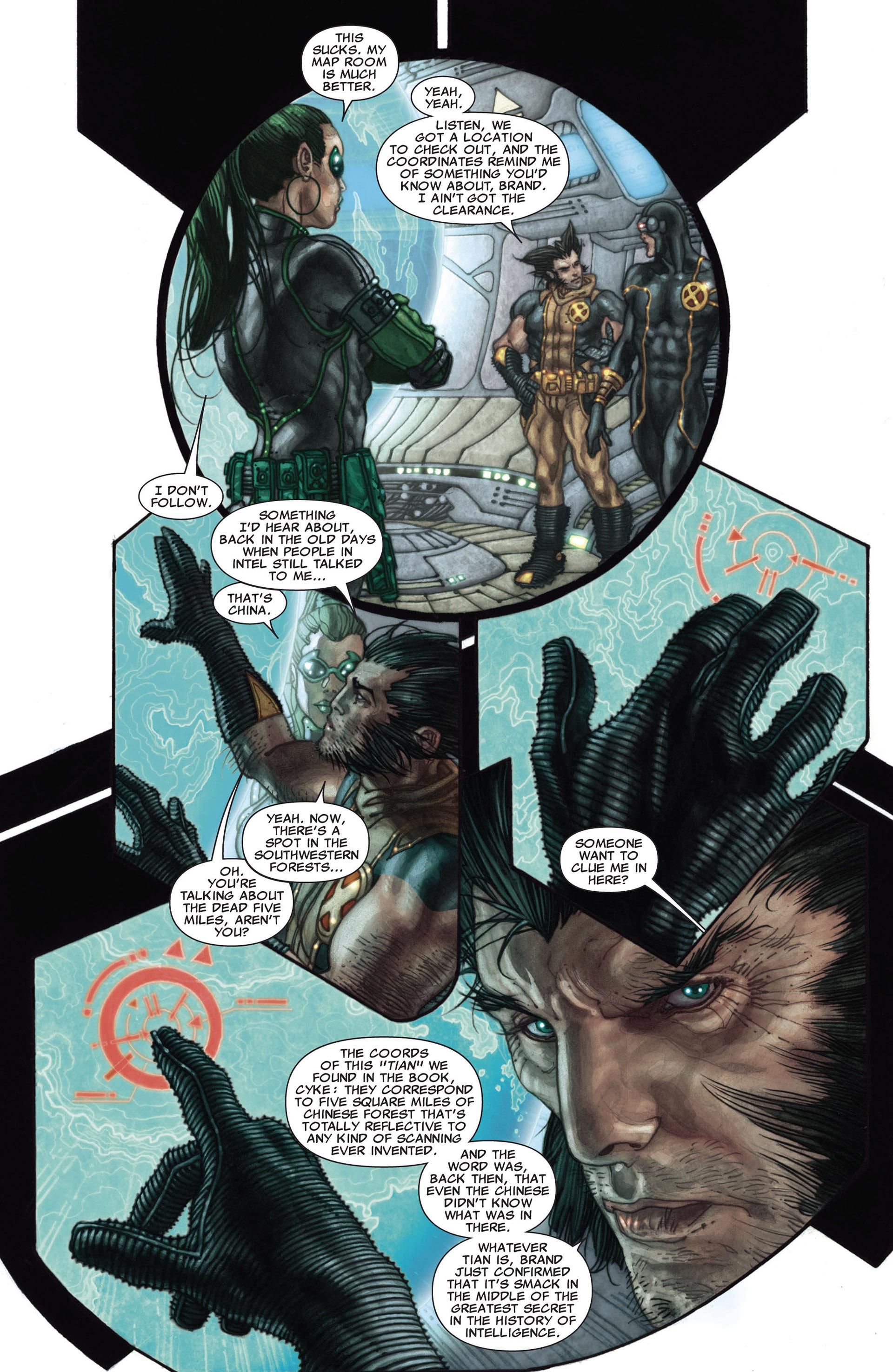 Read online Astonishing X-Men (2004) comic -  Issue #27 - 15