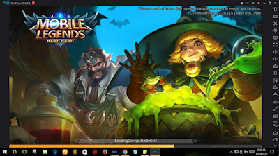 Cara Main Game Mobile Legends di PC atau Laptop dengan Mudah
