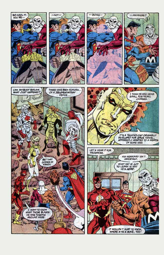 Read online Armageddon 2001 comic -  Issue #2 - 26