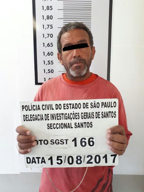 Polícia Civil prende em flagrante pedófilo em Praia Grande