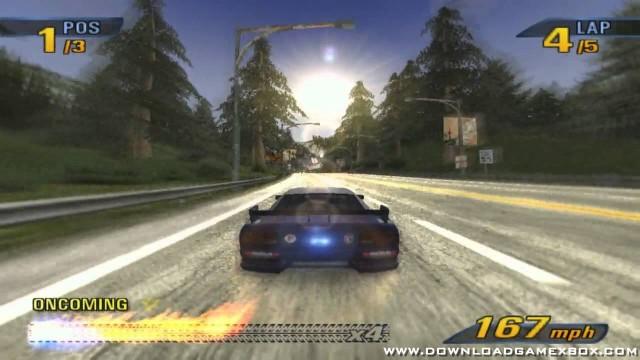 Burnout 3 Takedown [Jtag/RGH][Xbox Classic] - Download Game