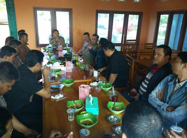 Kapolres Pagaralam Himbau Masyarakat Jangan Takut Polisi