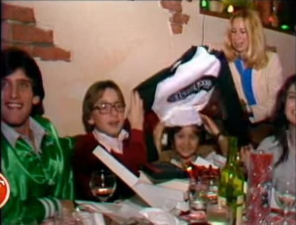 Demi Moore se vuelve viral por un video donde acosa a un niño