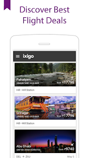 ixigo – Flight Booking App
