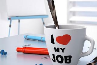 """""""Io amo il mio lavoro"""""""