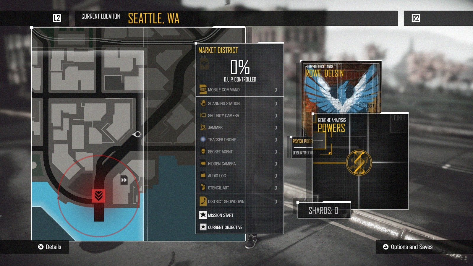 Bentendo Blog: inFAMOUS Second Son on infamous blast shards, dead island map, infamous ps3, infamous 2 all powers, infamous 1 shard locations,
