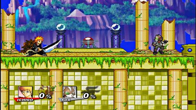 Super Smash Flash 2 - Image du Jeu