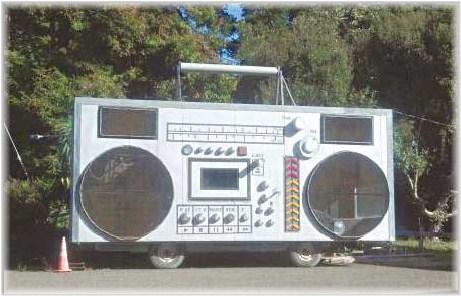 rockbox radio car