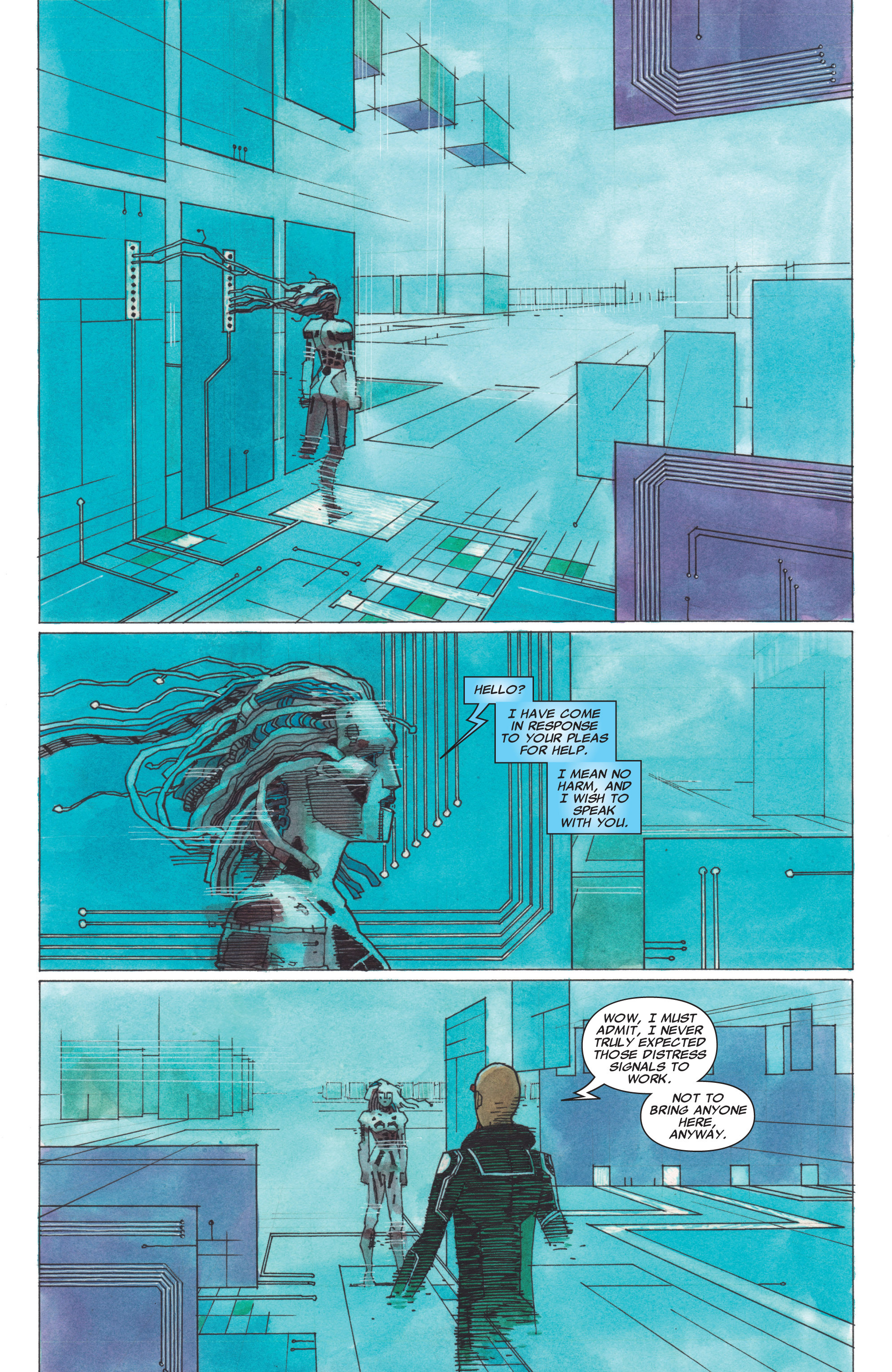Read online Astonishing X-Men (2004) comic -  Issue #43 - 10