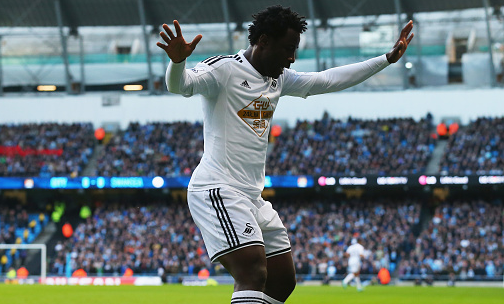 Liverpool should but Wilfried Bony, says Carragher
