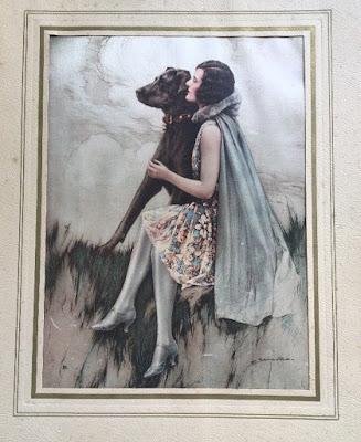 http://www.ebay.com/itm/Original-Vintage-Art-Deco-Picture-of-Lady-and-Large-Dog-print-on-Silk-Paper-/302411072188?hash=item46691ac2bc%3Ag%3Az48AAOSwBpxZjHAV&nma=true&si=PYyRc5QgzM8KDyLc0BN0A4Dq4q4%253D&orig_cvip=true&rt=nc&_trksid=p2047675.l2557