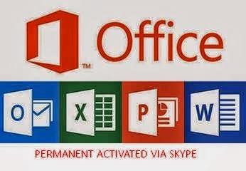 Cara Aktivasi Permanen Microsoft Office 2013