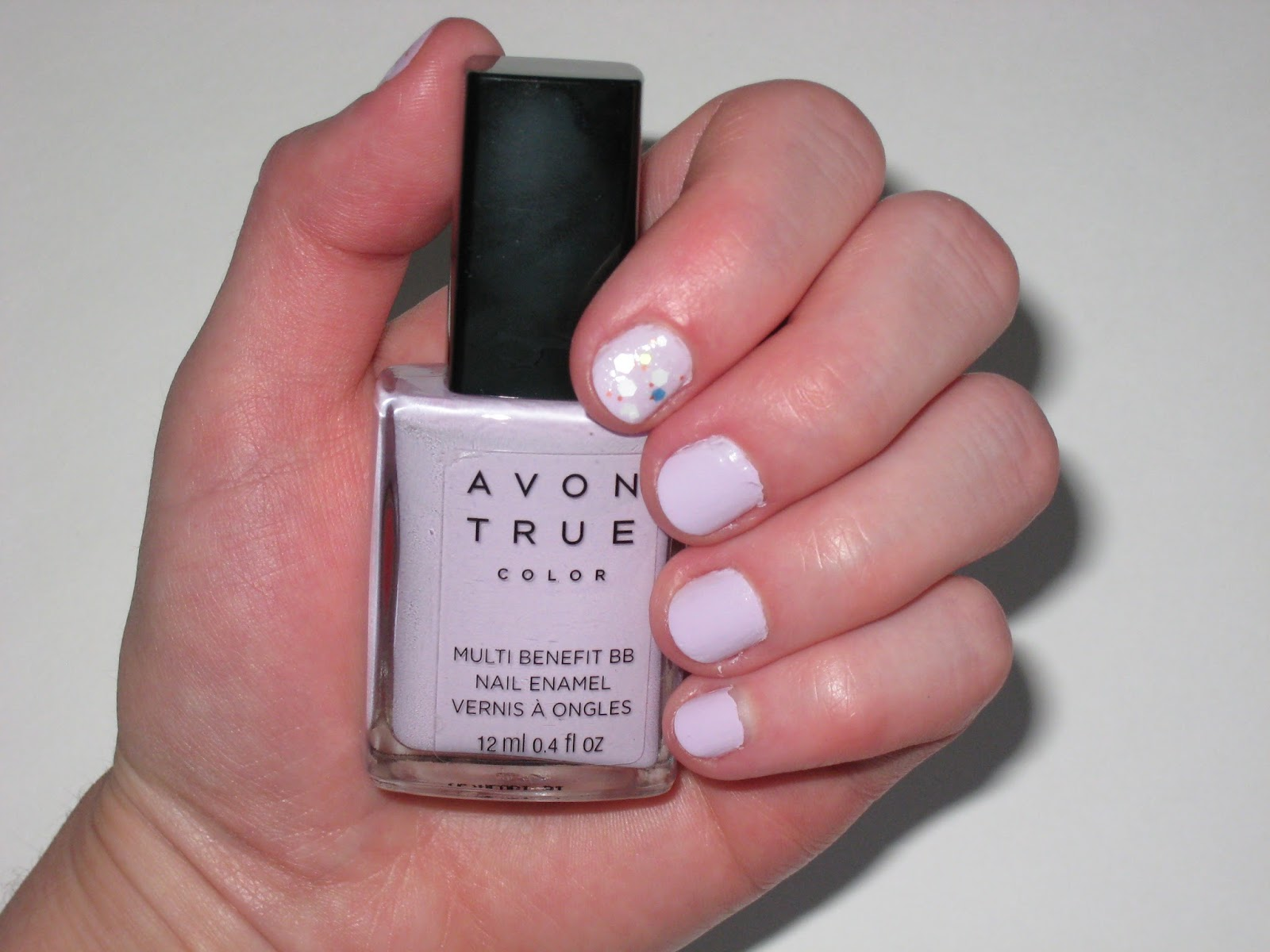 Erica\'s Fashion & Beauty: Avon True Color Multi-Benefit BB Nail ...
