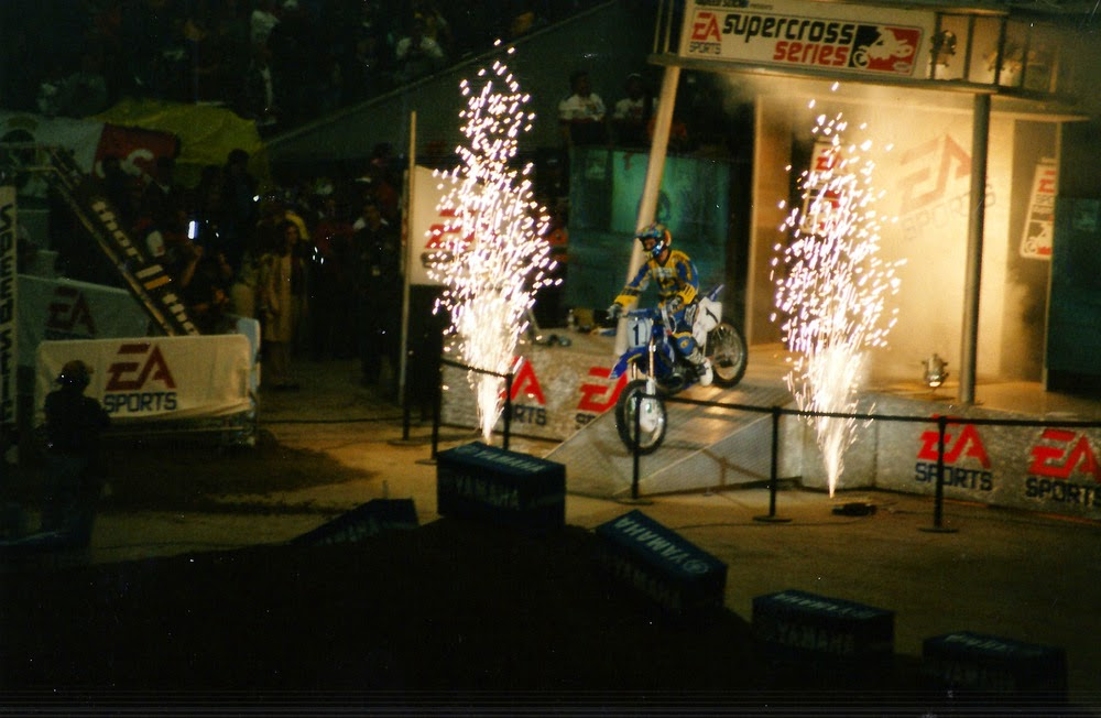 Jeremy McGrath Pontiac Supercross 2001