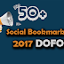 50+ Social Bookmarking Sites List 2017