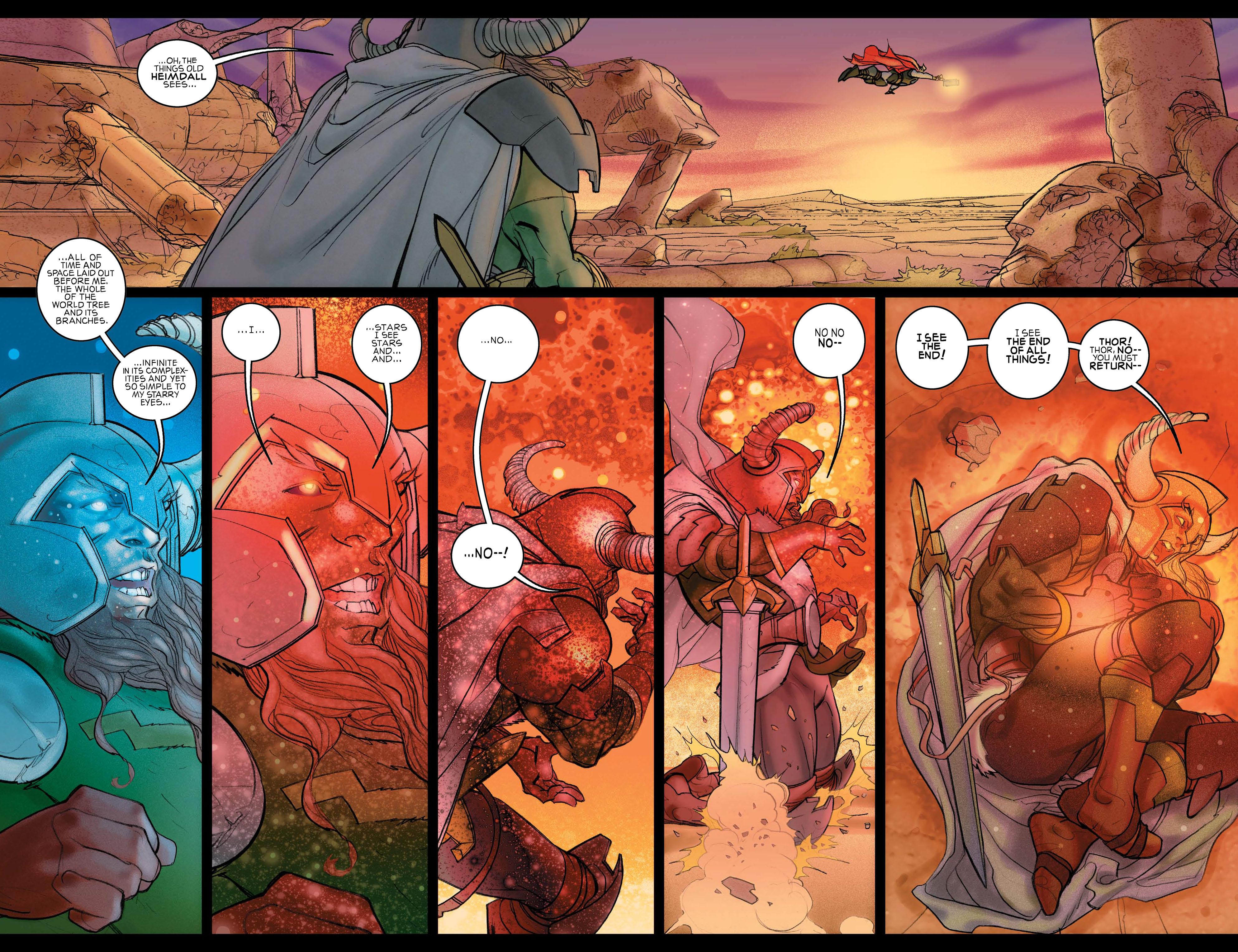Thor (2007) Issue #616 #29 - English 14