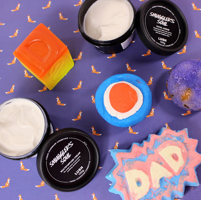 LUSH Father's Day 2016 Review