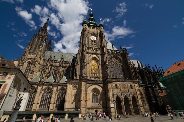 Catedral São Vitus em Praga