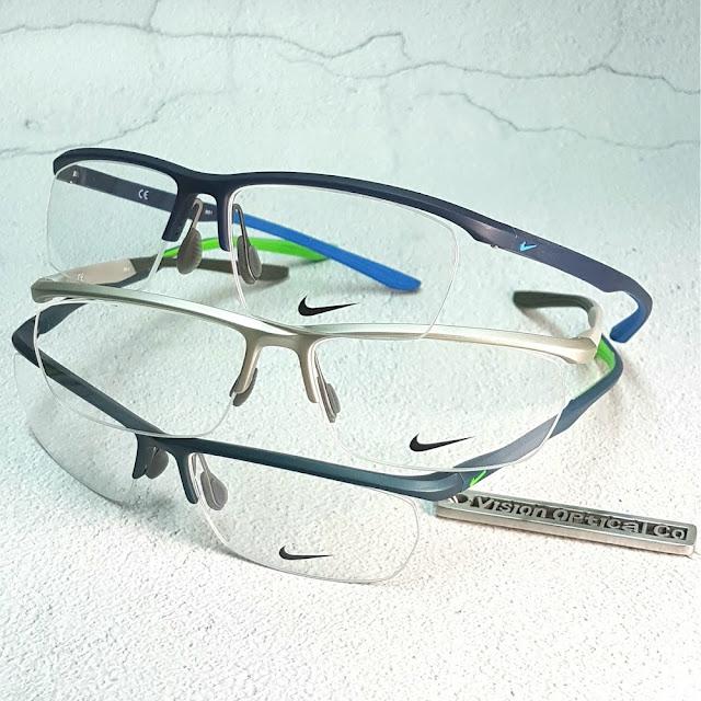 NIKE 7928 運動輕纖眼鏡