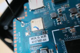 %name Análise MXQ Plus M12N (Amlogic S912, 2GB RAM, 16GB ROM) image