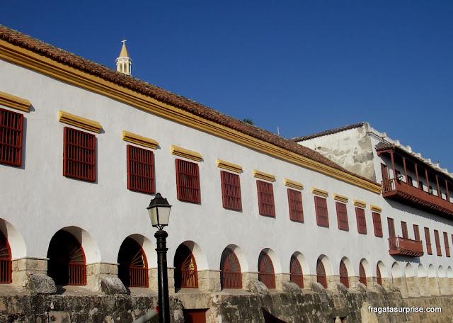 Museu Naval de Cartagena, Colômbia