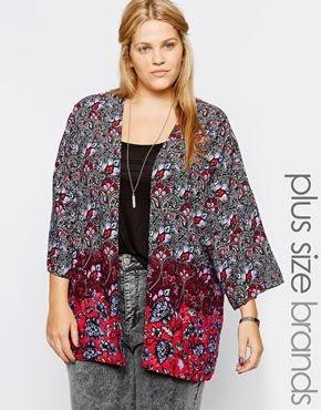 2eb20607ca5 Plu size DIY Kimono, sewing without a pattern