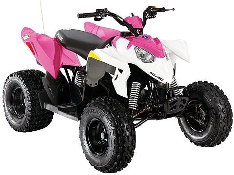 2012 POLARIS Outlaw 90 ATV Insurance Information