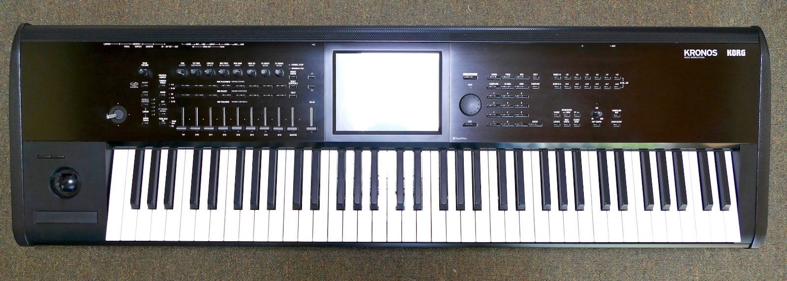 MATRIXSYNTH: Korg Kronos 2 - 73 Key Synthesizer