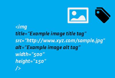 Tự động thêm alt và title cho hình ảnh blogspot
