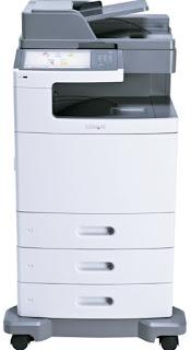 Lexmark X792 Printer Driver Downloads - Windows, Mac, Linux