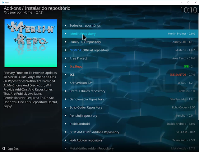 Merlin Repository
