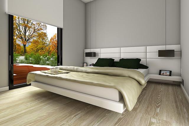 Módulo para jardín de Resan - Bungalow - Dormitorio