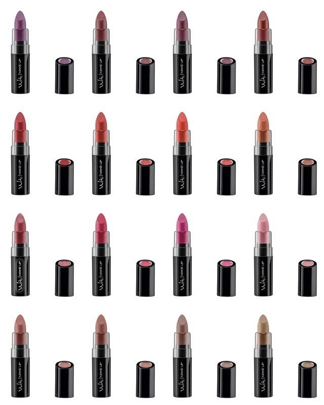 Lançamentos da Vult na Beauty Fair 2016