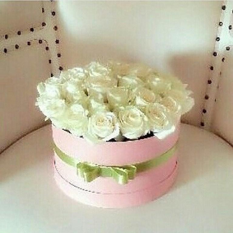 Karangan Bunga Box 011