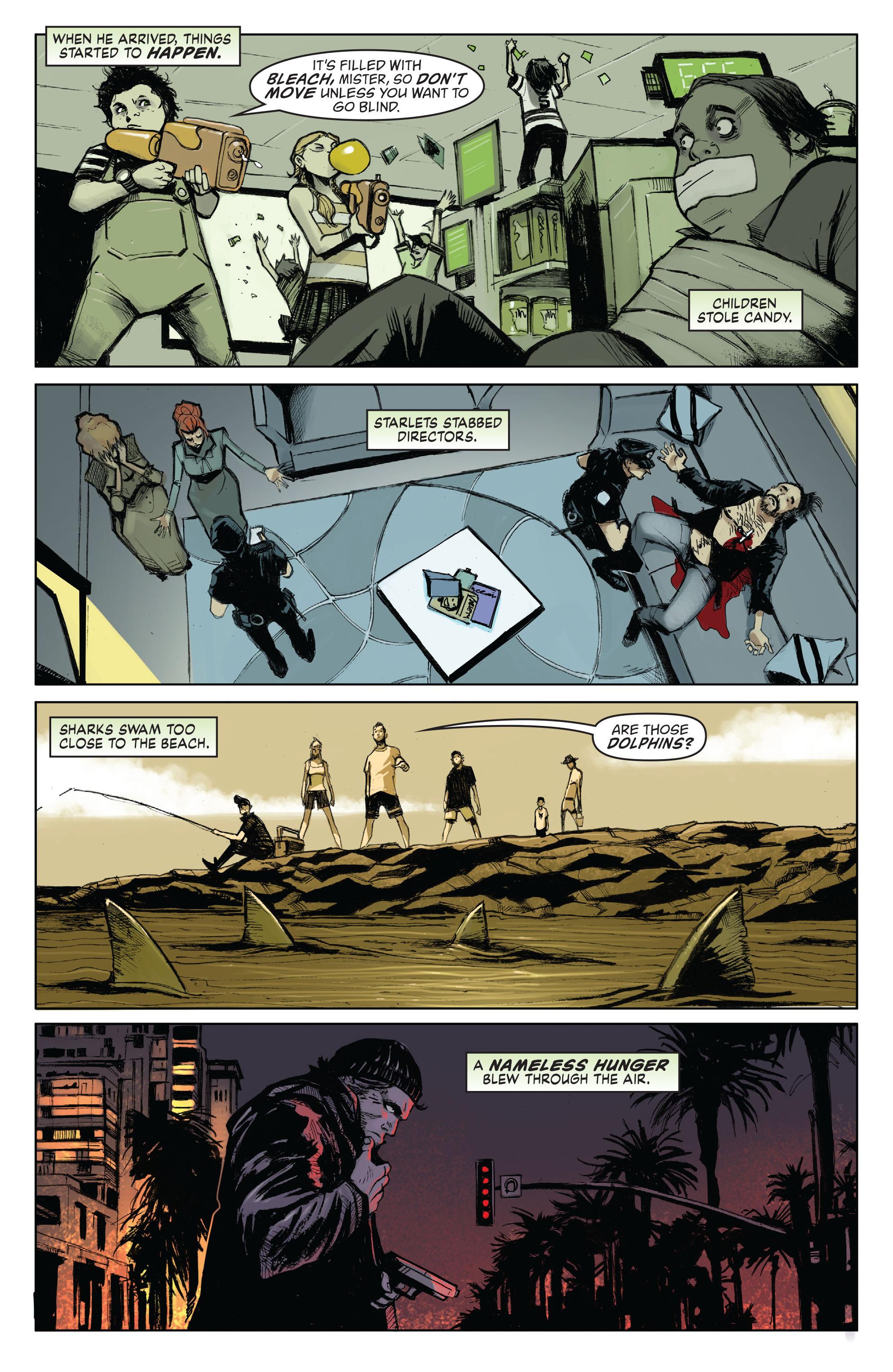 Read online Slash & Burn comic -  Issue #2 - 25