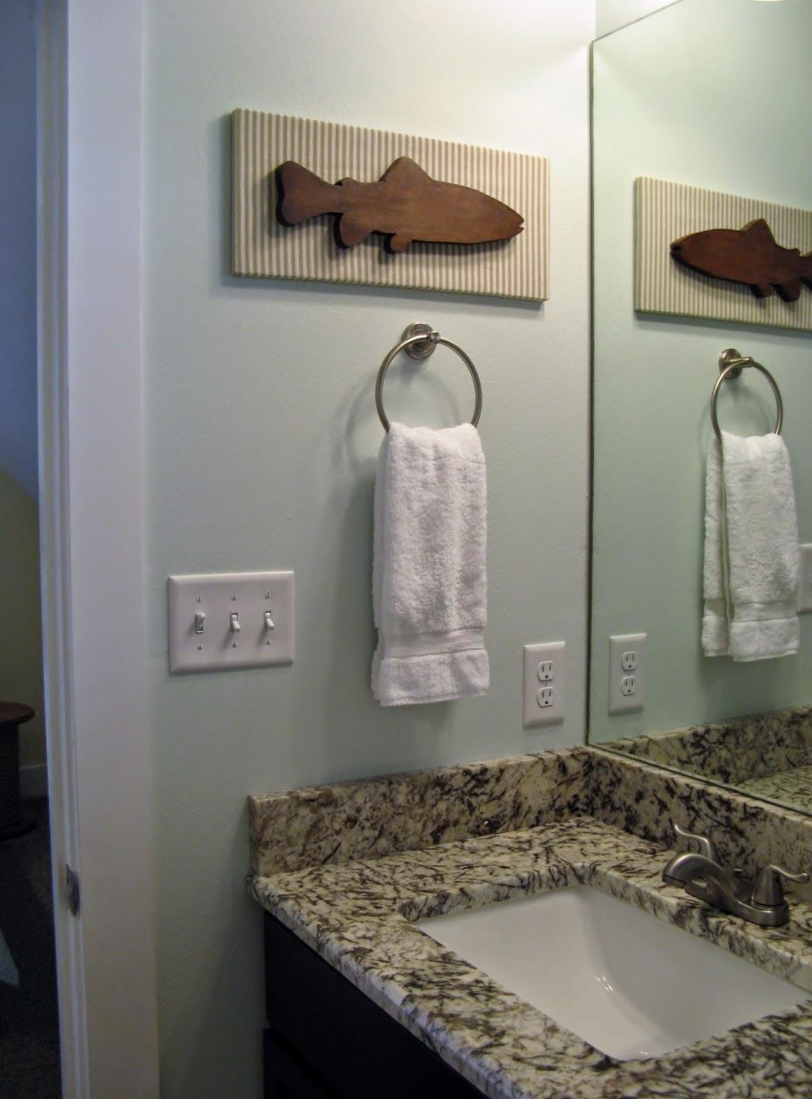 Susan Snyder: WOOD FISH WALL ART