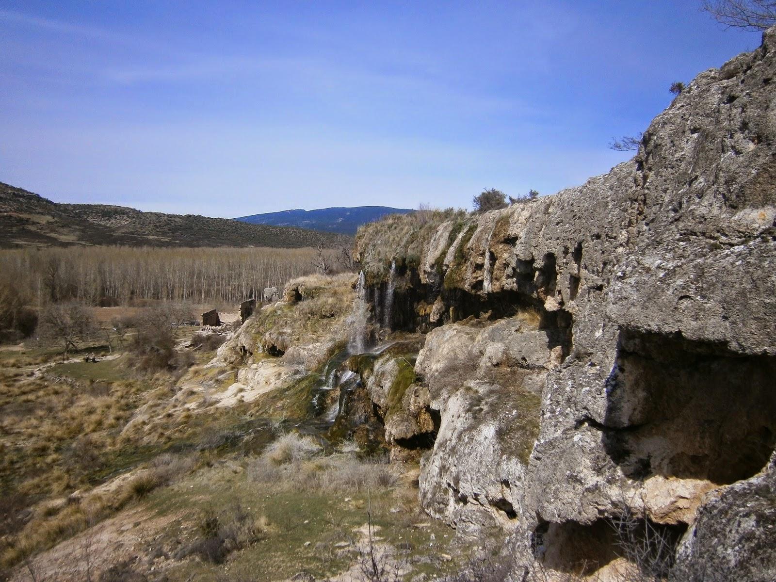 Cascada Tobacea Valdemoro Sierra, Autor: Miguel Alejandro Castillo Moya