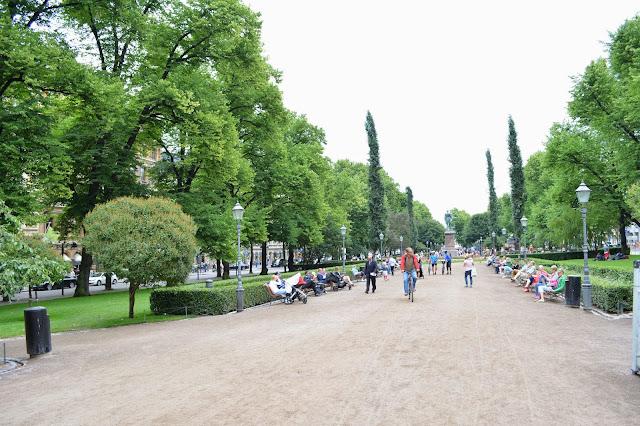 Helsinki parkları