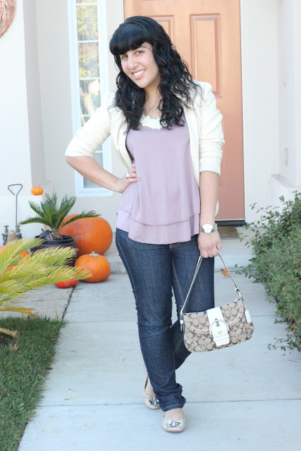 Pearl Embellished Steve Madden Tee Girly Outfit Inspiration
