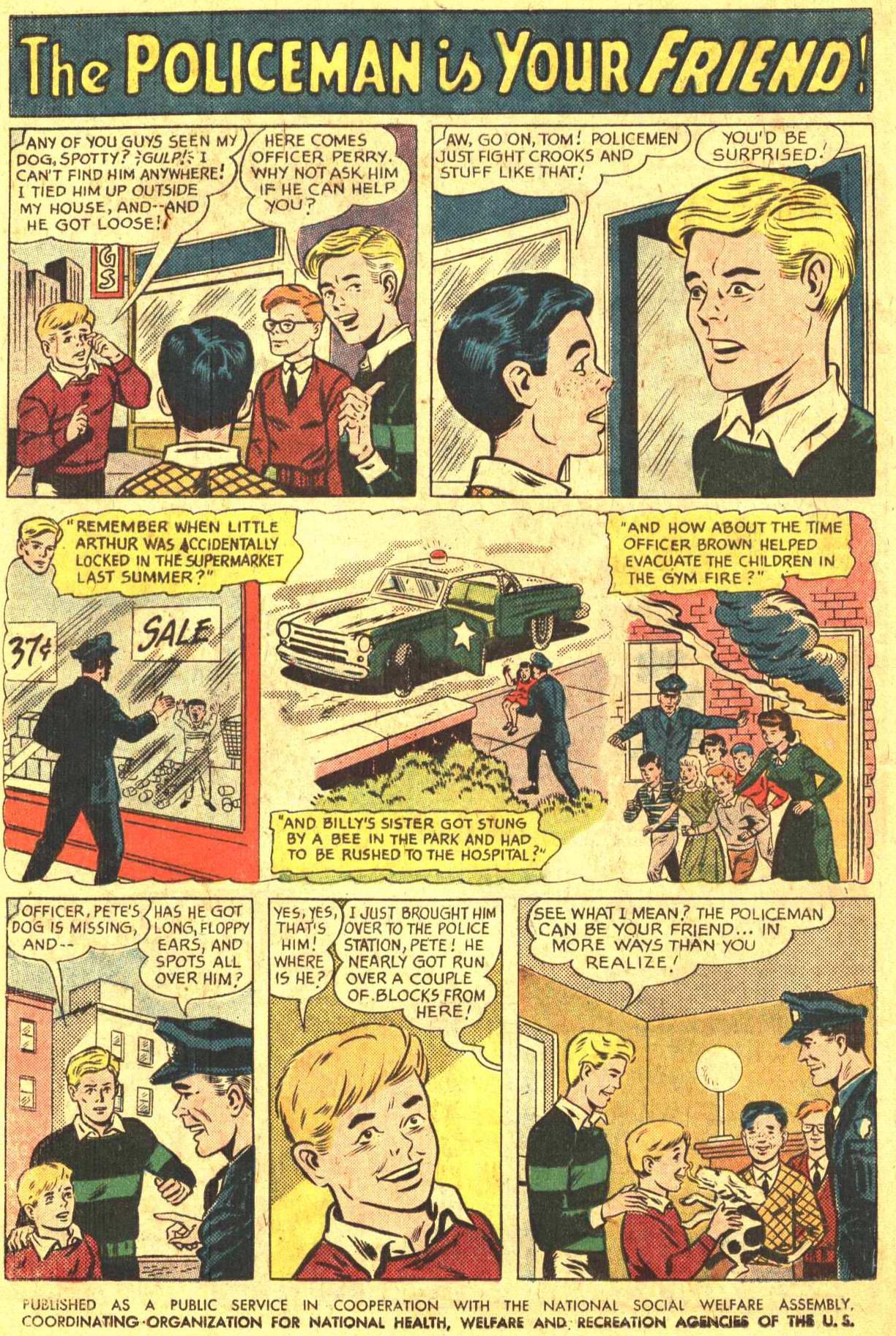 Read online World's Finest Comics comic -  Issue #159 - 14